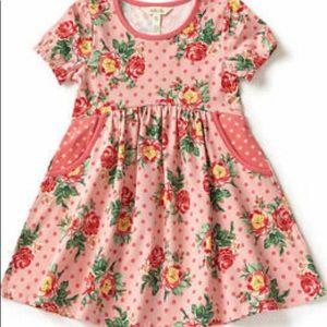 Matilda Jane Pretty in Pink Dress